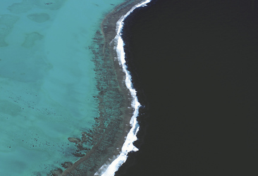 Riff und Lagune Moindou La Foa © M. Dosdane-NCTPS