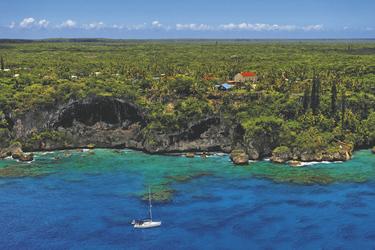 Insel Lifou © S. Ducandas-TPN