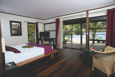 Bungalow im Hotel Oure Tera