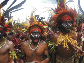 Goroka Kultur-Festival