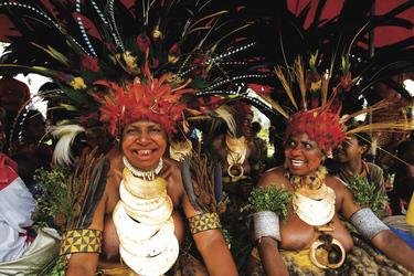 Goroka Kultur-Festival , ©KIRKLANDPHOTOS.COM