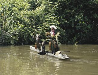 Leben am Fluss