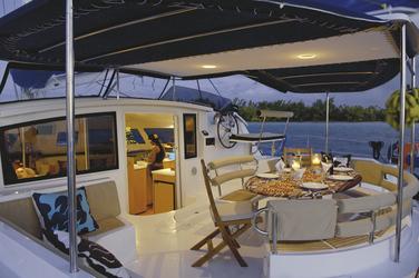 Am Abend (c) Archipel Cruises, ©Archipels Croisières