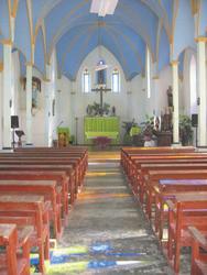 Kirche auf Rangiroa