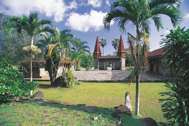 Kathedrale auf Nuku Hiva