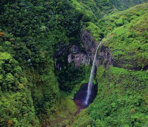 Inland von Tahiti