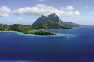 Traumlagune Bora Bora © Pesquie, ©Lucien Pesquie / Bleu Lagon Productions