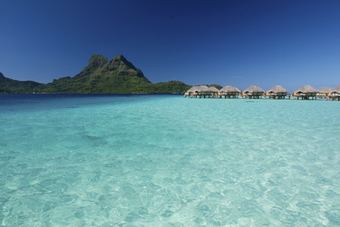Overwater-Bungalows, Bora Bora Pearl Beach Resort