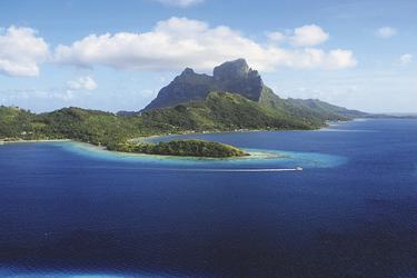 Bora Bora © L. Pesquie