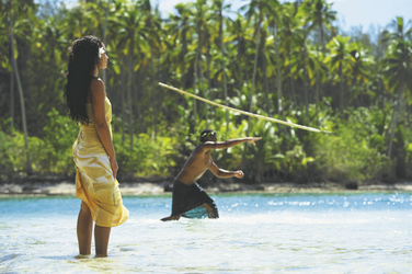 Tahitianer © T. McKenna