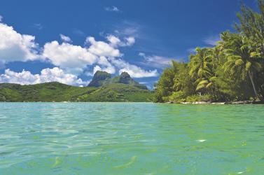 Bora Bora © V. Brossault