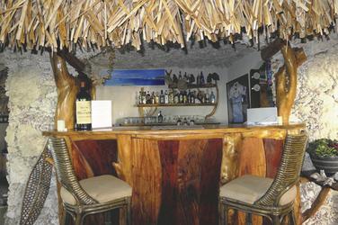 Bar im Ninamu Resort