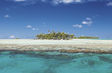 Tuamotu Lagune © Le Bacon, ©Le Bacon