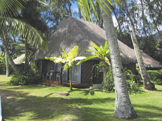 Garden Beach Bungalow