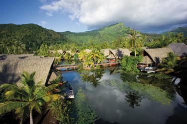 Hotelanlage Maitai (c) P. Lesage