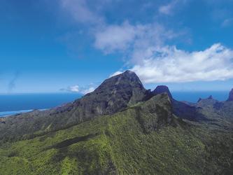Aussicht vom Mouaputa