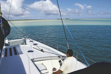 Blue Lagoon Cruise Rangiroa