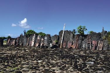 Marae auf Raiatea (c) Z. Lengyel, ©Zoltan Lengyel