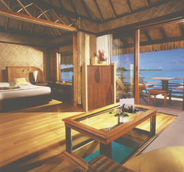 Overwater Junior Suite