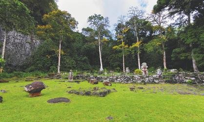 Archäologische Stätten