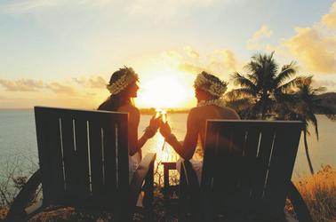 Hochzeit im Sofitel Private Island