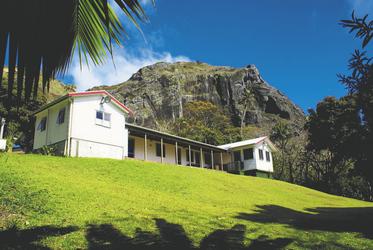 Schule auf Pitcairn
