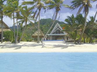 Strand vom Little Polynesian