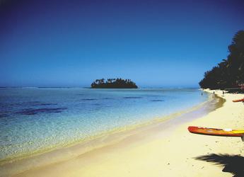 Muri Beach, ©Muri Beachcomber