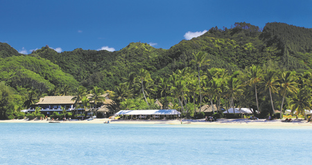 Pacific Resort Rarotonga © P. Hancock