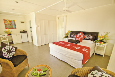 Bungalow Manuia Beach Resort
