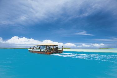 Lagoon Cruise Aitutaki © Kirkland
