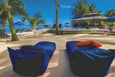 Erholen im Manuia Beach Resort