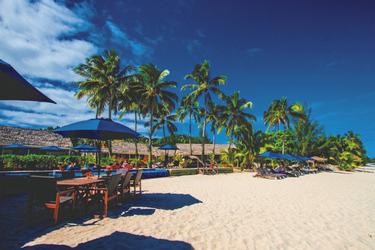 Restaurant im Manuia Beach