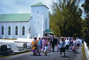Kirche auf den Cook Inseln (c) Kirkland, ©Kirklandphotos