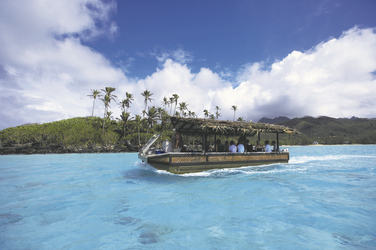 Ausflug vom Pacific Resort Rarotonga