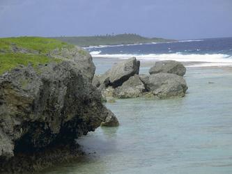 Küste von Atiu