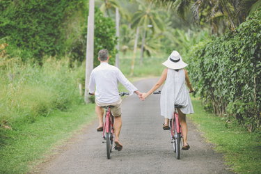 Fahrrad fahren auf Rarotonga