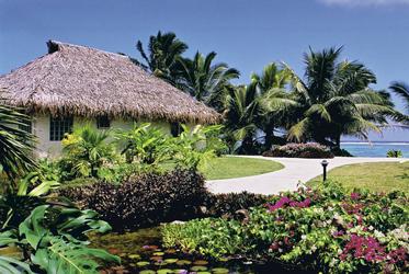Garten des Royale Takitumu
