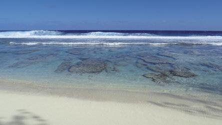 Tumai Beach, Atiu