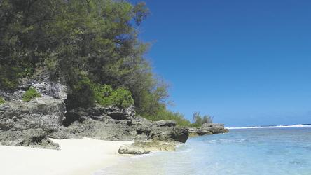 Ankunftsort von Captain Cook
