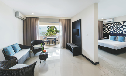 1-Schlafzimmer-Apartment