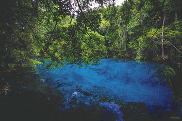 Blue Hole © Kirkland