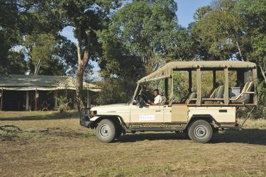 Ihr Fahrzeug für die Safari, ©Lemala