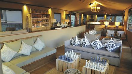 Geschmackvolle Lounge, ©Lemala