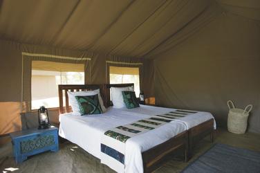 Safarizelt im Ronjo Camp, ©Ronjo Camp