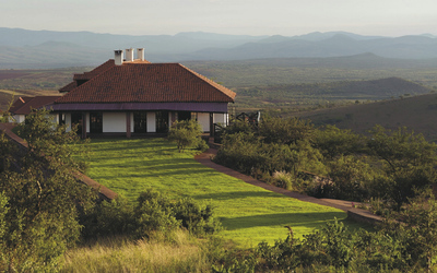 Bashay Rift Lodge, ©Bashay Rift Lodge