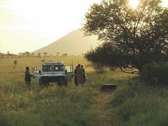 Auf Safari, ©AfriPassion