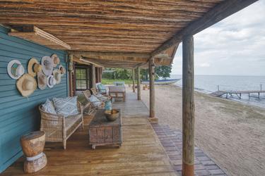 Die Terrasse, ©Mbali Mbali