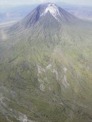 Ol Doinyo Lengai - der heilige Berg der Masai