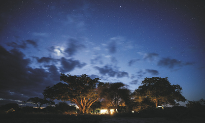 Nachts im Tarangire View Camp, ©Wilkinson Tours